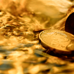 The price of gold just hit a record high