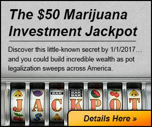 marijuana jackpot