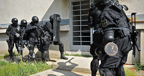 most SWAT raids are for minor offenses