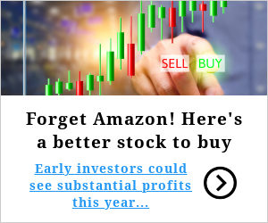 Forget Amazon, here's a better stock to buy