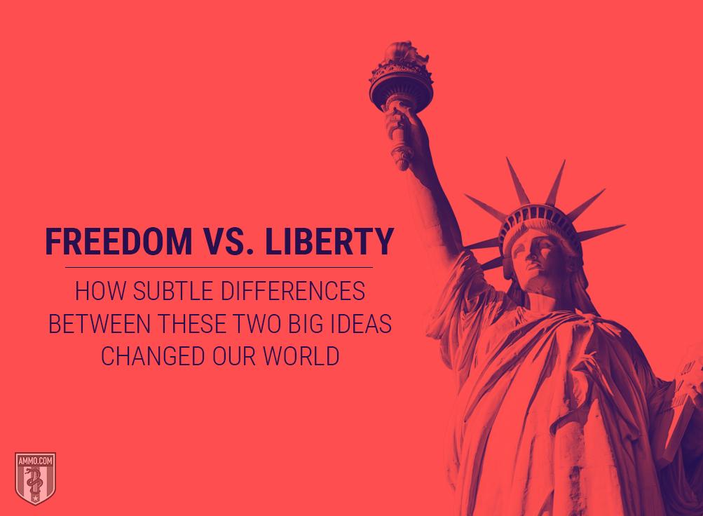 Freedom vs. Liberty