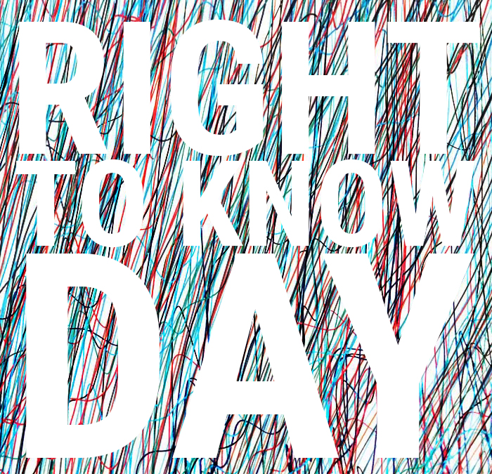 Right to Know Day