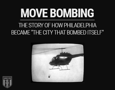 "MOVE Bombing: The Story of How Philadelphia Became ""The City That Bombed Itself"""