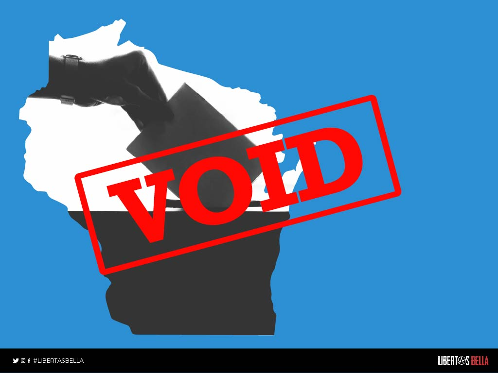 wisconsin election fraud