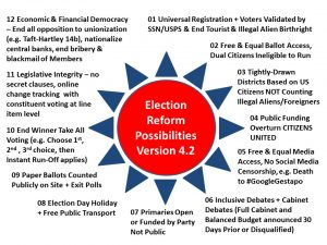 12-Step Program to #UNRIG and Restore American Election Integrity 2