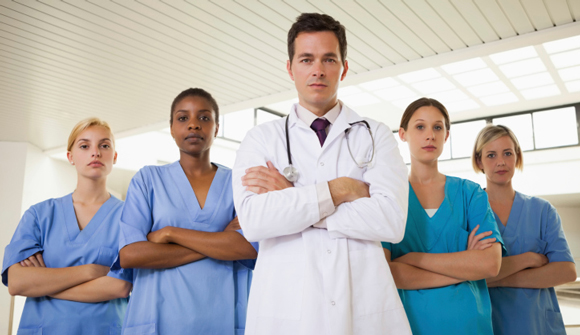 Doctors stand defiant
